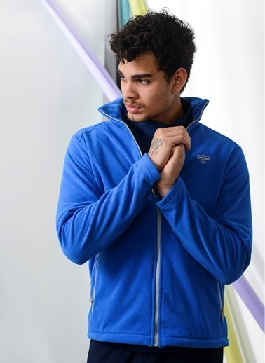 Hummel Polar Sweatshirt Mavi